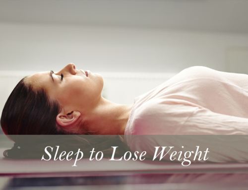 A lack of sleep making you put on weight?